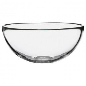 Купа стъклена Ябълка 20см.