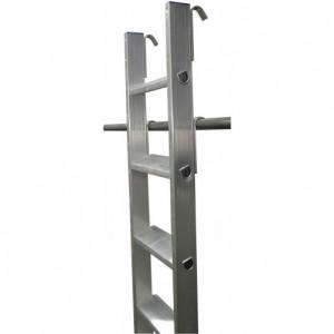 Лява кука за професионална алуминиева стълба CORDA