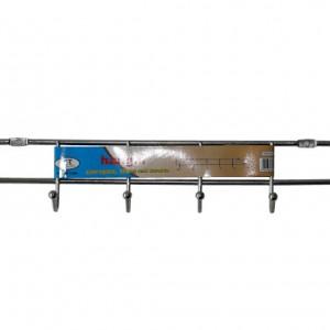 Закачалка 6-ца метална  С34-7