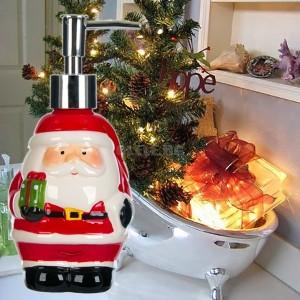 Дозатор за течен сапун Коледен