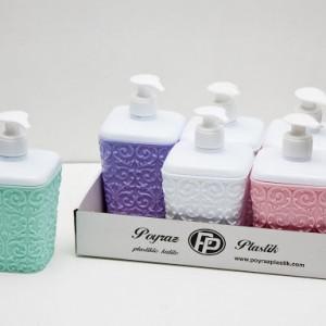 Дозатор за течен сапун пластмасов 040