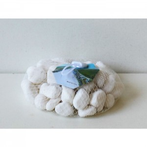 Камъчета декоративни бели Т5-437 60бр.