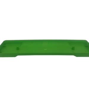 Подложка 48 см. ребра зелено