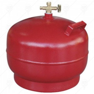 Бутилка газова туристическа 10л.
