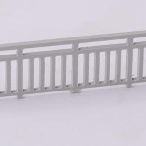Ограда средна бяло 10бр.