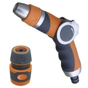 Пистолет за поливане права струя комплект SILVER Herly