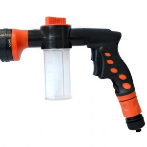 Пистолет за поливане 4функции с резервоар