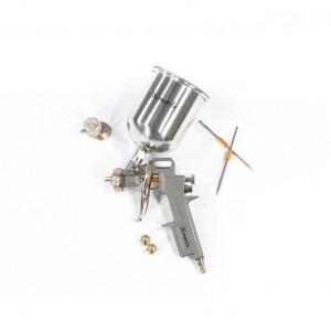 Пистолет за боядисване с горно казанче, V=0,75l, дюзи 1.2, 1.5 и 1.8mm