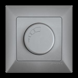 Ключ ANURA реостат, алуминиев цвят