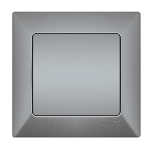 Ключ ANURA сх.1, алуминиев цвят