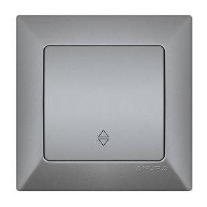 Ключ ANURA девиатор сх.6, алуминиев цвят