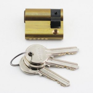 Едностранна секретна ключалка
