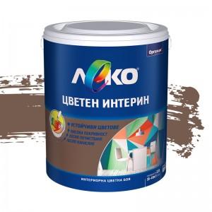 Интерин Шоколадов мус 2,5л.-ЛЕКО