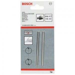 Нож 2 ренде BOSCH 170/2/85 HM