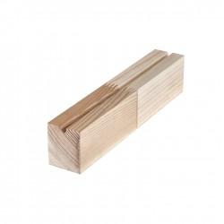 Дървени профили