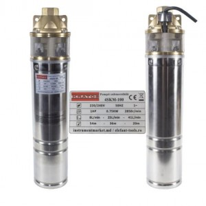 Помпа потопяема сондажна KRATOS 4SKM-100 41л./мин