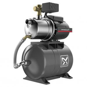 Хидрофорна самозасмукваща система INOX Grundfos JP 4-54 PT-H INOX
