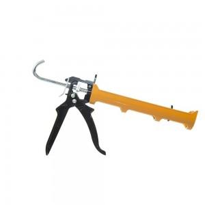 Пистолет за силикон алуминиев TOPEX