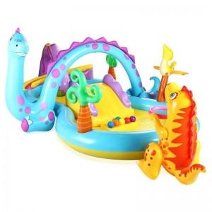 Басейн детски Dinoland Play Center 57135