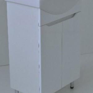 Комплект за баня - шкаф и огледало - ICP 5045 + ICM B14/36