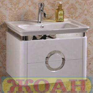 Комплект PVC шкаф за баня