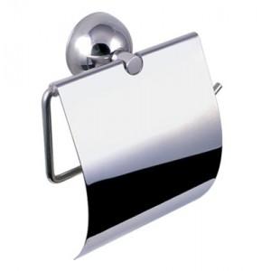 Държач за тоалетна хартия CLASSIC с капак 5403