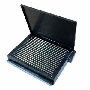 Електрическа скара RUBINO ес-2.75 - 2750W с капак