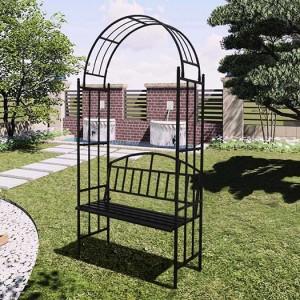Градинска арка с пейка WR-LC-ARCH-0052