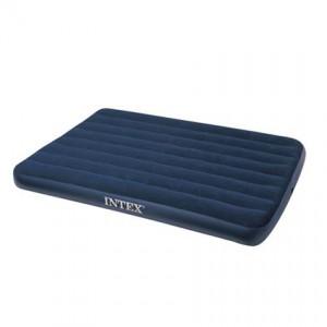 Надуваем дюшек Intex