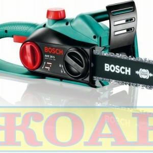 Електрически верижен трион Bosch AKE 30 S /1800W, 30 см./