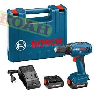 Акумулаторен винтоверт Bosch GSR 1440-Li /14.4V, 1.5Ah, 30Nm/