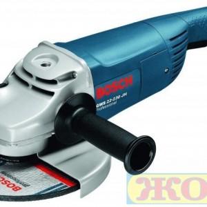 Ъглошлайф Bosch GWS 22-230 JH / 2200 W 230 mm /