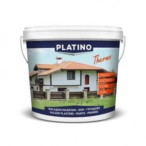 PLATINO THERMO силикатна мазилка