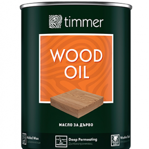 Масло за дърво Timmer Wood Oil, 750 мл