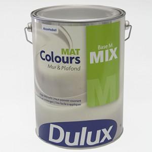 Акрилна интериорна боя с матов ефект Dulux DX Колор Мат База W 2.5л