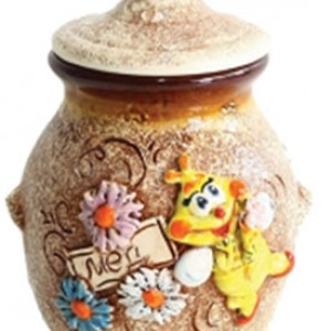 Буркан за мед УК-1
