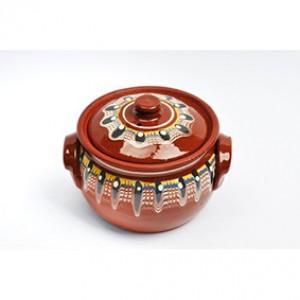 Гювеч Троянска керамика 4 л