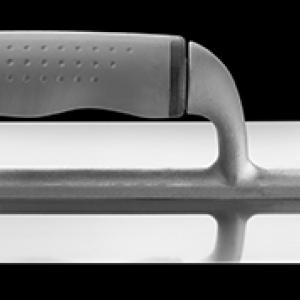 Маламашка серия 31 28х12 неръждаема стомана