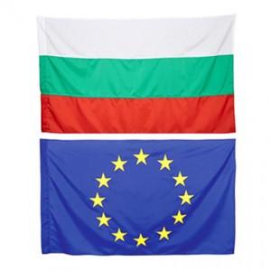 Знамена България и ЕС 90/150 външни услoвия