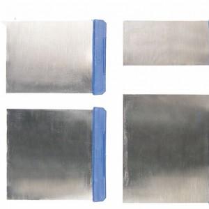 Шпакли метални 4 бр комплект SOLLEO
