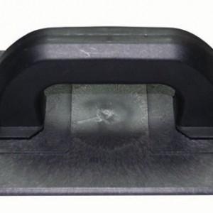 Маламашка DECOREX  PVC 14х28см/гладка/ със затворена дръжка