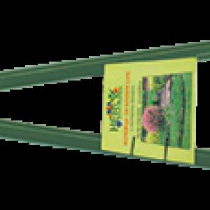 Градинска ножица за клони HERLY LUX 66см