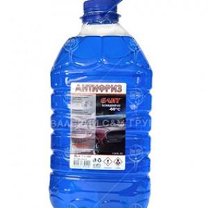 Антифриз Елит 5 литра -60ºС, концентрат син