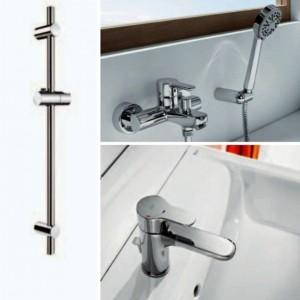 Смесител вана/душ с аксесоари L20