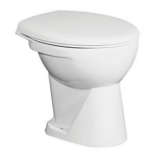 Тоалетна чиния тип градинска