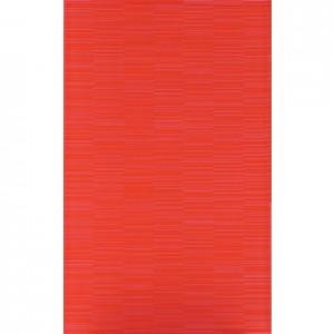 Фаянс Линея червена 25х40 7109