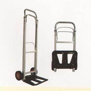 Количка транспортна сгъваема 70 кг.алуминиев корпус