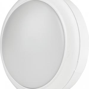 LED аплик SIRIUS 15W 220V 4000К Ф180мм бял IP54 LIGHTEX