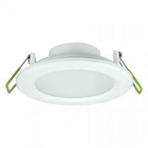 Влагозащитена LED ЛУНА за вграждане TOP LED 25W WH/CL 4000K