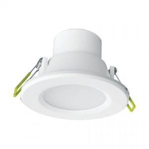 Влагозащитена LED луна за вграждане TOP LED 6W WH/CL 4000K